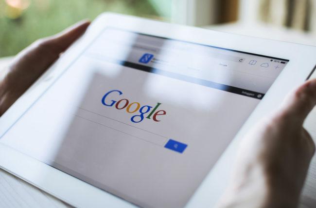 O que é a Rede de Pesquisa do Google?
